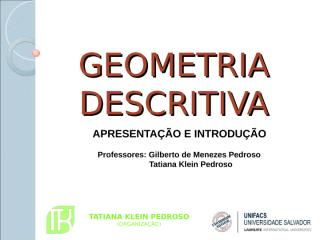 aula 1 - introdução - geometria descritiva.ppt