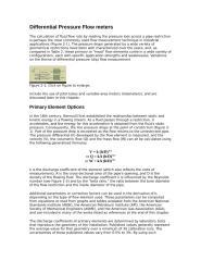 Differential Pressure Flowmeters.doc