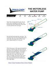 THE MOTORLESS WATER PUMP.doc