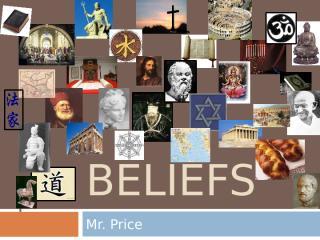 Relgious beliefs slideshow.ppt