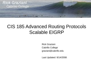cis185-BSCI-lecture3-EIGRP-Scalable.ppt