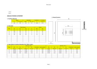 Rumus Perhitungan Pondasi Plat Beton, Jasa Kontraktor Bangunan 0812 8406 8275.xls