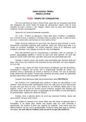 01082010 - Estudo de Células - Tempo de conquistar.doc