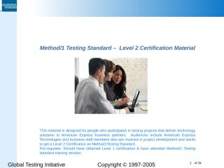 Method1 Testing Std Level2.ppt