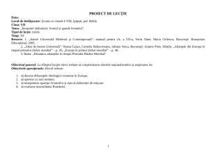 proiect VII-incep.I R.M..doc