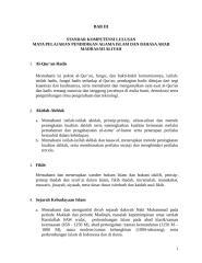 04--LAMPIRAN I c-1---Bab III - SKL PAI dan Bhs Arab tk. MA.rtf