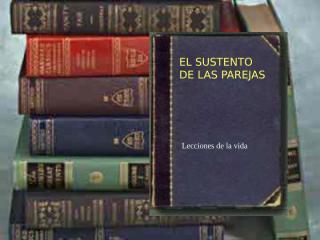 SustentoDeParejas.ppt